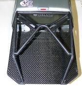 Carbon Ablage hinten für den Axial Honcho  CNC gefertigt.