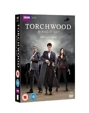 TORCHWOOD - MIRACLE DAY -  COMPLETE SERIES  4 **BRAND NEW DVD**