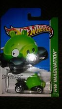 2012 Hot Wheels HW Imagination HW Premiere #35/247 Angry Birds Minion