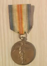 Medaille WO I 1914 1918 Belgium  Victory medal Czech version