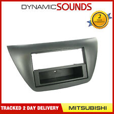 Connects 2 CT24MT11 gris oscuro Doble Din Fascia Panel Para Mitsubishi Lancer