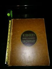 Mid-Century 1958 Books, Inc. Webster's Home University Dictionary