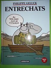 LE CHAT - N° 4 ENTRECHATS - CASTERMAN 1999