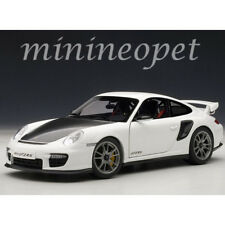 AUTOart 77963 PORSCHE 911 997 GT2 RS 1/18 MODEL CAR WHITE