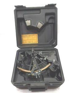 Tamaya MS-2L Micrometer Marine Sextant Marine Industry Professional Since 1983