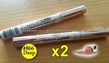 2x Deep 866 -- LOreal Magic Lumi Highlighter (set of 2)
