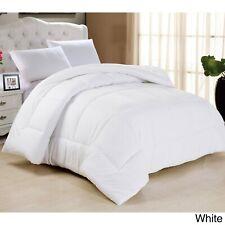 Swift Home All-Season Down Alternative Comforter King White