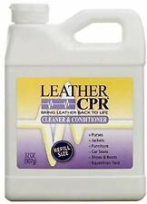 Cleaning Products Leather CPR Cleaner & Conditioner (32oz) Restores & Protects