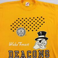44d2f7d1d Rare Nike Wake Forest Demon Deacons Rip Stop Khaki Tan Boonie Hat Sz ...