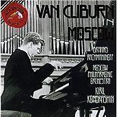 Van Cliburn in Moscow, Vol.1 [IMPORT] CD (1994)
