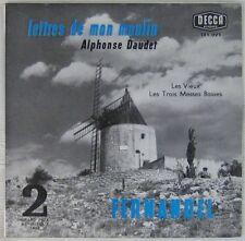 Alphonse Daudet 33 Tours Lettres de mon moulin Fernandel Vol 2