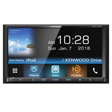 "Kenwood DDX775BH 2-DIN 6.95"" Touchscreen DVD Receiver w/ Waze YouTube & Pandora"