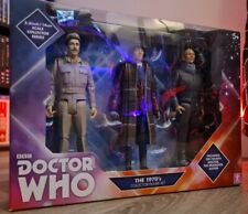More details for the 4th doctor collector figure set auton brigadier