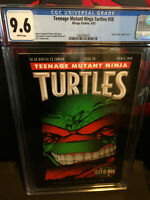 Teenage Mutant Ninja Turtles #58 cgc 9.6 NM+ WP