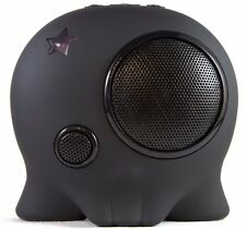 NEW Boombotix Boombot2+ Ultraportable Speaker (Black)