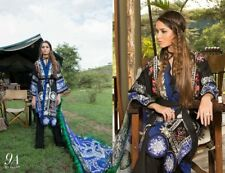 Sana Safinaz Luxury Lawn Collection 2018