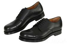 NEW GUCCI BLACK LEATHER GOODYEAR LACE-UP OXFORD CASUAL DRESS SHOES 9/US 9.5