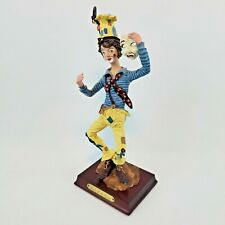 "Duncan Royale Collector Edition ""Mask of the Clown"" Figurine Statue *Ships Free*"