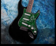 GFA Julian Casablancas Band * THE STROKES * Signed Electric Guitar LA5 COA