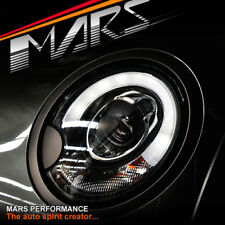 F56 Style Dual Beam Projector Head Lights for Mini Cooper 07-13 (For HID Model)