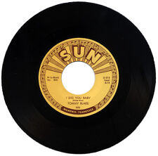 "TOMMY BLAKE  ""I DIG YOU BABY c/w SWEETIE PIE""   POUNDING ROCKABILLY    LISTEN!"