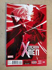 UNCANNY X-MEN #35 FIRST PRINT MARVEL COMICS (2015)