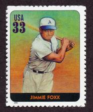 UNITED STATES, SCOTT # 3408-N, SINGLE STAMP OF JIMMIE FOXX, BASEBALL LEGEND, MNH