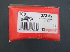 Legrand 37365 conectores tipo abrazadera y tornillos de 2 X 10 Mm-Caja de 100 Nuevas