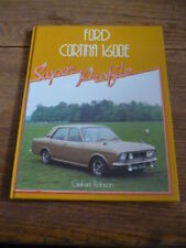 FORD CORTINA 1600E SUPERPROFILE  CAR BOOK