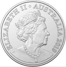 2019 AUSTRALIAN 5 CENT COIN - UNC - NEW EFFIGY JODY CLARK DESIGN
