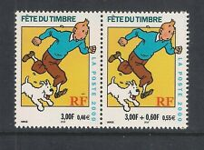 France mint stamps - 2000 Tin Tin Cartoons, MNH