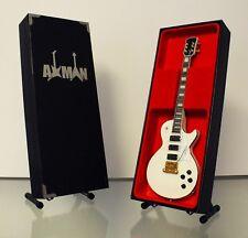 Steve Clark (Def Leppard): Gibson Les Paul - Guitar Miniature (UK Seller)