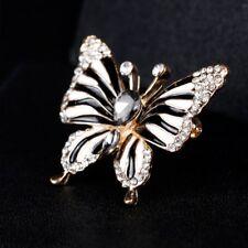 Alloy Women Gift Butterfly Shape Fashion Jewelry Brooch Decoration Badge