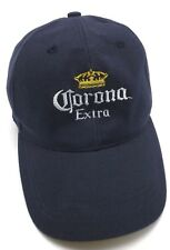CORONA EXTRA PALE LAGER lightweight blue adjustable cap / hat