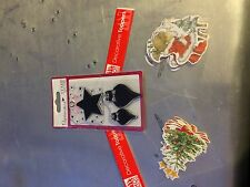 Christmas toppers and stamps