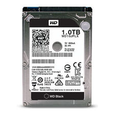 "Western Digital WD Black 7200RPM 1TB 2.5"" Internal Laptop Hard Drive HDD SATA"