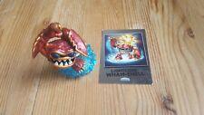 Lightcore Wham-Shell - Skylanders Swap Force + Silverfoil Card