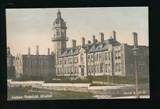 Gloucestershire Glos BRISTOL Cosham Hospital Used 1909 PPC