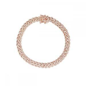 Bracciale Donna MABINA 533333-M Argento 925 Rosé Misura M