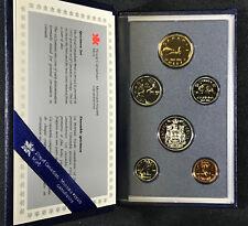 1992 Canada Commemorative Specimen RCM Coin Mint Set in Case
