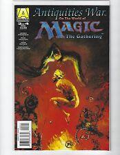 Antiquities War Magic the Gathering Comic Book Acclaim Comics DEC. No.2 NEW
