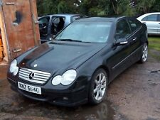 BREAKING 2005 mercedes c220 CL203 SE cdi COUPE 5 SPEED AUTO 150BHP FOR PARTS