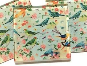 Handmade 5cm Glass Tiles - Pattern 125 - Mosaic Tiles Art Craft Supplies