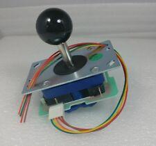 Japan Seimitsu Joystick Black Top Ball With 5 Pin Harness Arcade Parts LS-32-10