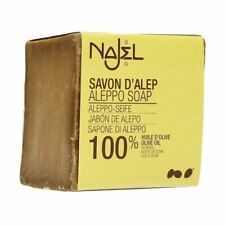 Najel Traditional Aleppo Soap 100% Olive Oil - 200g