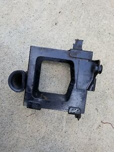 1975 HONDA CB360T BATTERY TRAY BOX HOLDER