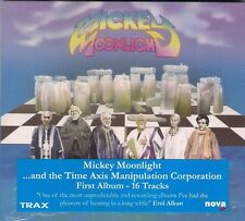 Mickey Moonlight - & the Time Axis Manipulation Corporation (2011) New