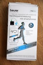 Beurer PM200+ Herzfrequenzmessung mit Smartphones inkl. Sportarmband, wie neu