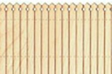 Reality In Scale 1:32 1:35 Laser Cut European Wooden Fence #PL3-001