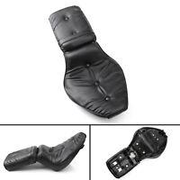 Fahrer Beifahrersitz 2-up Seat Für Honda Shadow VT VLX 600 Steed 400 1988-1998